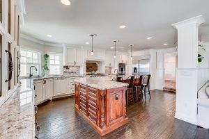Marble Falls Custom Homebuilder Custom Kitchen Designs